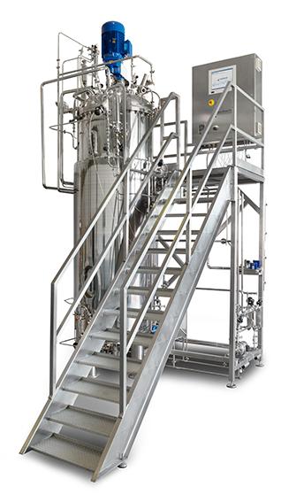 Solaris Biotech USA - Bioreactors, Fermentors, Bioprocessing Equipment