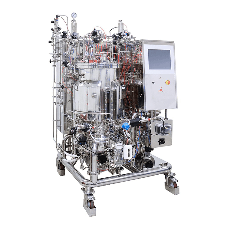 S-Series Fully customizable fermentor and bioreactor skids