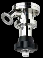 Aseptic Bottom Valve