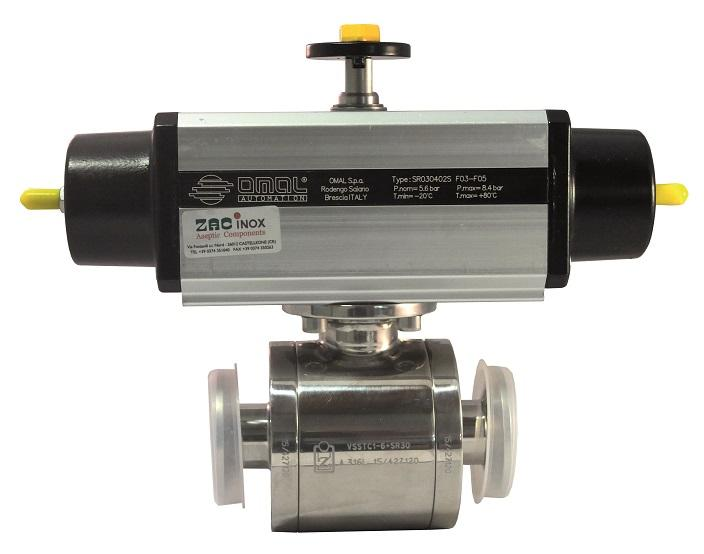 pnuematic ball valve