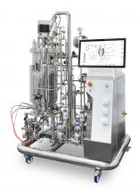 M-Series Pilot Scale Bioreactor + Fermentor | Standard sterilizable in place solutions
