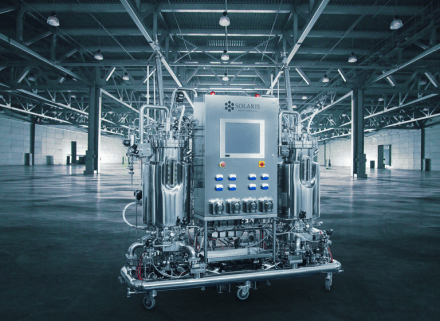 Solaris S-Series fully customizable fermentor & bioreactor skids