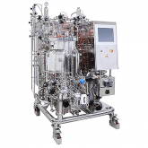 S-Series Fully customizable fermentor & bioreactor skids