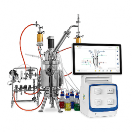 Small scale, product development SIP fermentor bioreactor system
