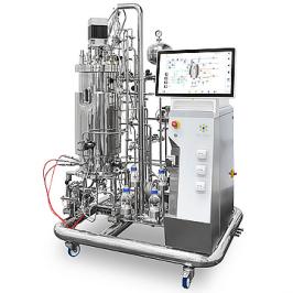 M-Series Pilot Scale Bioreactor + Fermentors | Standard sterilizable in place solutions