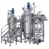 Industrial scale fermentors and bioreactors